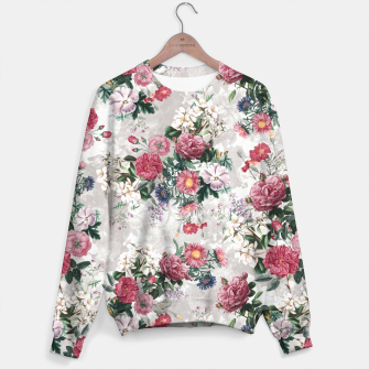 Miniatur Beautiful Flowers Sweater, Live Heroes