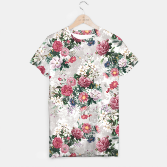Thumbnail image of Beautiful Flowers T-shirt, Live Heroes