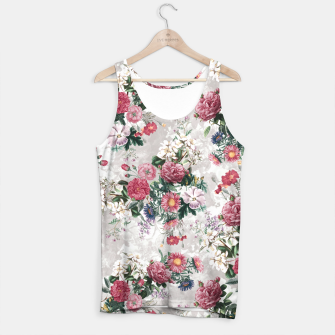 Thumbnail image of Beautiful Flowers Tank Top, Live Heroes