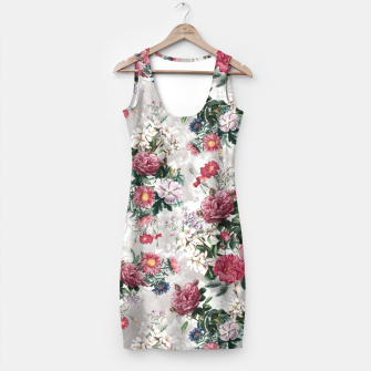 Miniatur Beautiful Flowers Simple Dress, Live Heroes