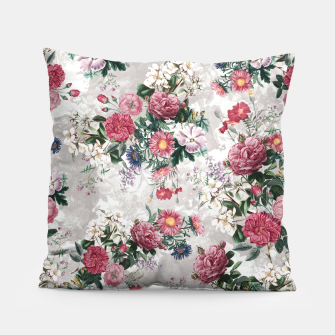 Thumbnail image of Beautiful Flowers Pillow, Live Heroes
