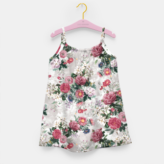 Thumbnail image of Beautiful Flowers Girl's Dress, Live Heroes