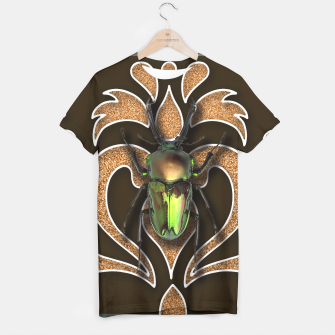 Thumbnail image of ELECTRIC BEETLE T-shirt, Live Heroes