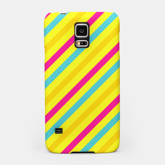 Thumbnail image of Cheerful Stripes Samsung Case, Live Heroes