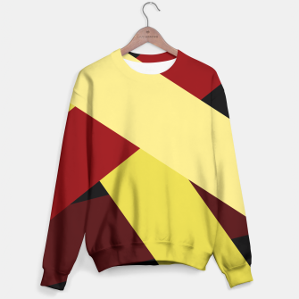 Thumbnail image of Red Spotlights Sweater, Live Heroes