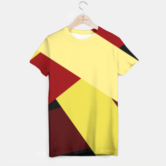Thumbnail image of Red Spotlights T-shirt, Live Heroes