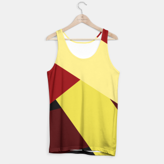 Thumbnail image of Red Spotlights Tank Top, Live Heroes
