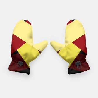 Thumbnail image of Red Spotlights Gloves, Live Heroes