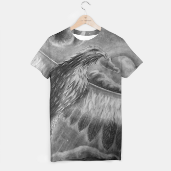 Thumbnail image of Eagle T-shirt, Live Heroes