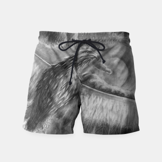 Thumbnail image of Eagle Swim Shorts, Live Heroes