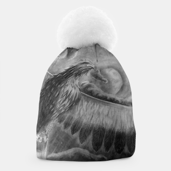 Thumbnail image of Eagle Beanie, Live Heroes
