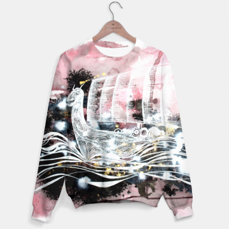 Thumbnail image of Ghostship Sweater, Live Heroes