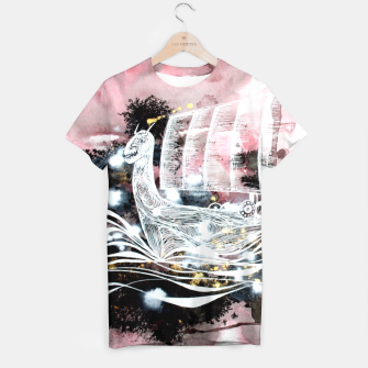 Thumbnail image of Ghostship T-shirt, Live Heroes