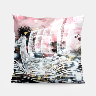 Thumbnail image of Ghostship Pillow, Live Heroes
