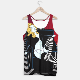 Thumbnail image of Twin Peaks  Tank Top, Live Heroes