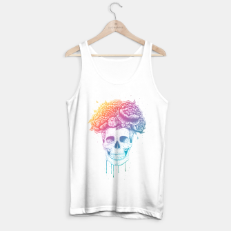 Thumbnail image of Colorful skull Tank Top regular, Live Heroes