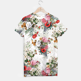 Botanical Flowers IV T-shirt thumbnail image