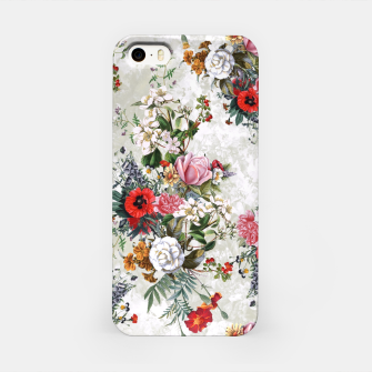Botanical Flowers IV iPhone Case thumbnail image