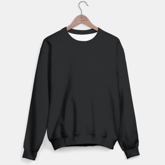 Thumbnail image of Black color Sweater, Live Heroes