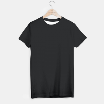 Thumbnail image of Black color T-shirt, Live Heroes