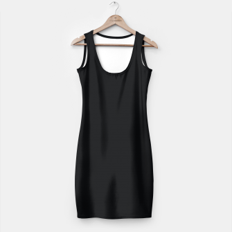 Thumbnail image of Black color Simple Dress, Live Heroes