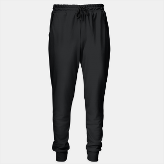 Thumbnail image of Black color Sweatpants, Live Heroes