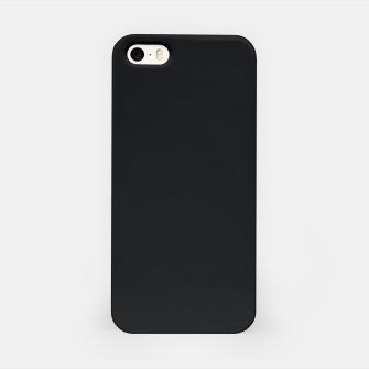 Thumbnail image of Black color iPhone Case, Live Heroes