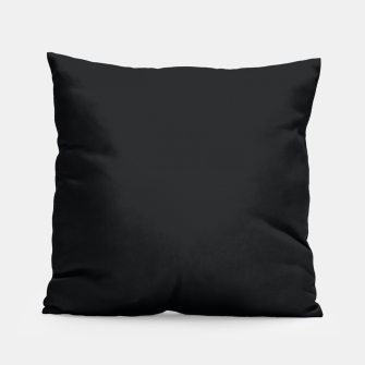 Thumbnail image of Black color Pillow, Live Heroes