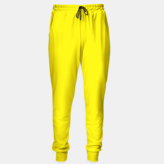Thumbnail image of Canary Yellow Sweatpants, Live Heroes
