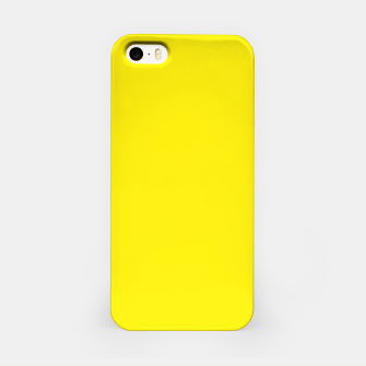 Thumbnail image of Canary Yellow iPhone Case, Live Heroes