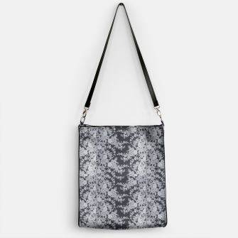 Thumbnail image of Black Floral Lace Handbag, Live Heroes