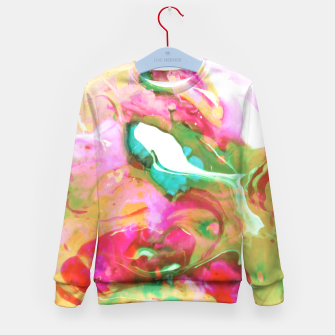 Thumbnail image of Serendipity Kid's Sweater, Live Heroes