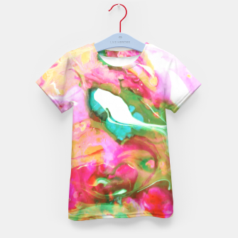 Thumbnail image of Serendipity Kid's T-shirt, Live Heroes