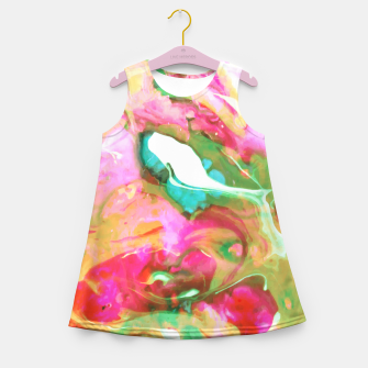 Thumbnail image of Serendipity Girl's Summer Dress, Live Heroes