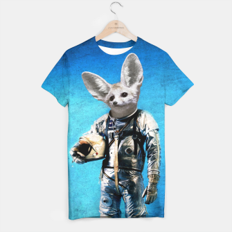 Miniature de image de Fennec The Captain T-shirt, Live Heroes