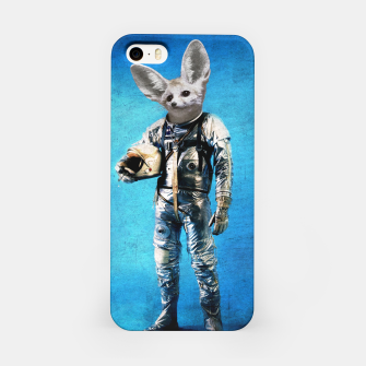 Miniatur Fennec The Captain iPhone Case, Live Heroes