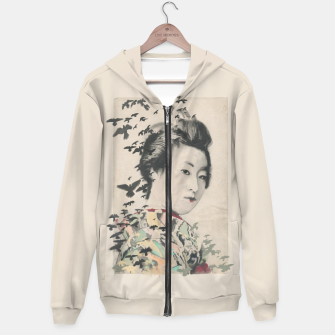 Thumbnail image of She, Birdy Hoodie, Live Heroes