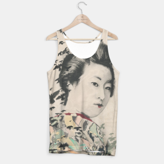Thumbnail image of She, Birdy Tank Top, Live Heroes