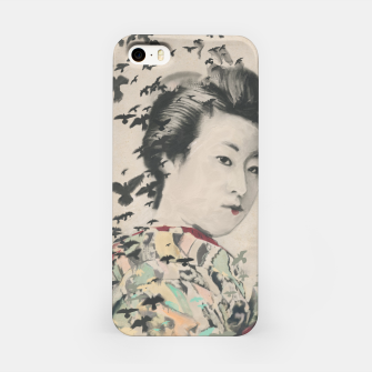Thumbnail image of She, Birdy iPhone Case, Live Heroes