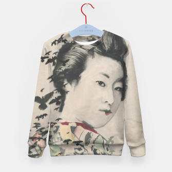 Miniature de image de She, Birdy Kid's Sweater, Live Heroes