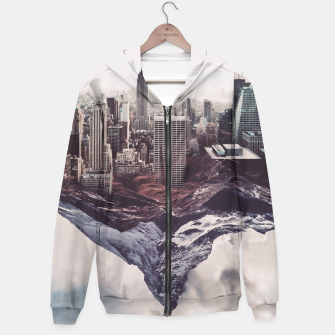 Thumbnail image of Contradiction Hoodie, Live Heroes