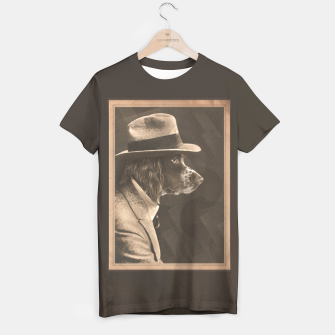 Thumbnail image of The Gangster T-shirt, Live Heroes