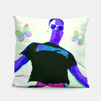Thumbnail image of bui Pillow, Live Heroes