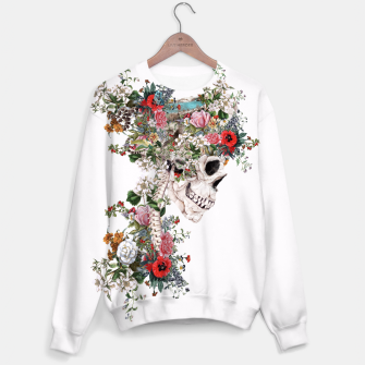 Thumbnail image of Skull Queen Sweater, Live Heroes