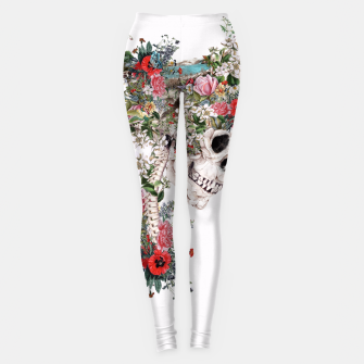 Thumbnail image of Skull Queen Leggings, Live Heroes