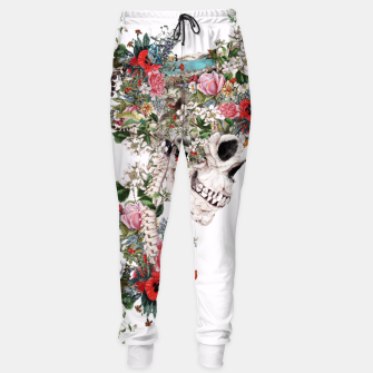 Thumbnail image of Skull Queen Sweatpants, Live Heroes