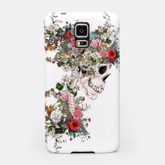 Thumbnail image of Skull Queen Samsung Case, Live Heroes