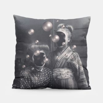 Pearl Sisters Pillow miniature