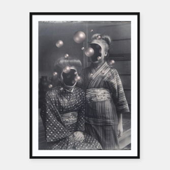 Pearl Sisters Framed poster thumbnail image