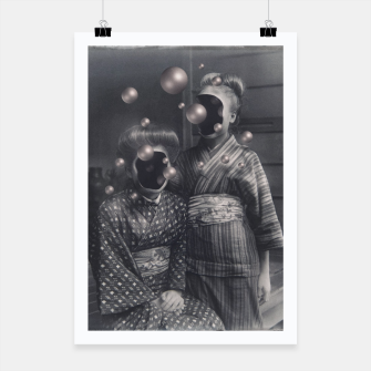 Thumbnail image of Pearl Sisters Poster, Live Heroes